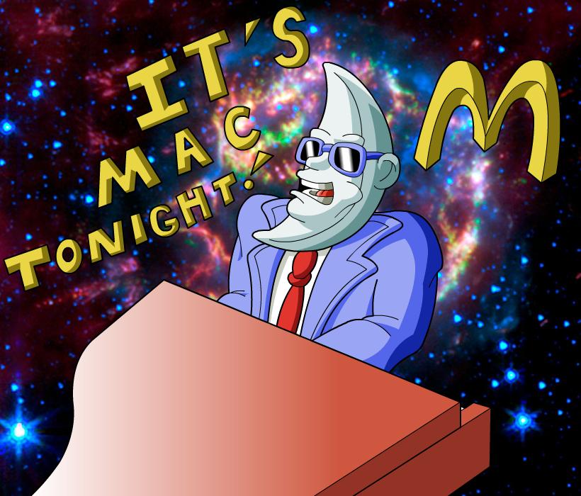 Mac Tonight: Stellar Musician