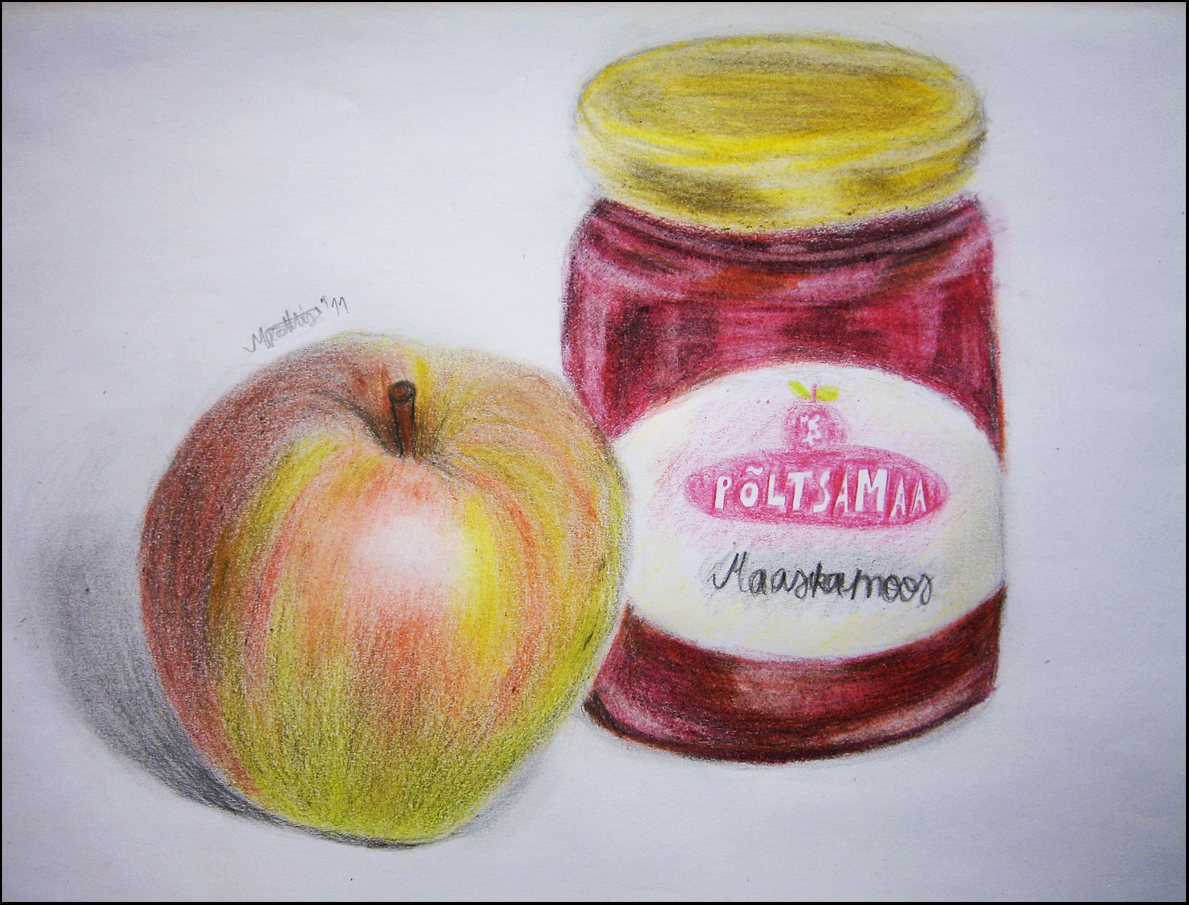 Apple and jam but not applejam