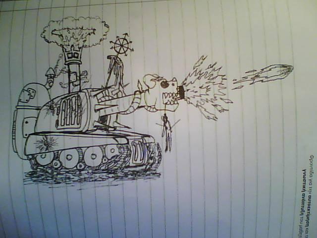 Demon tank