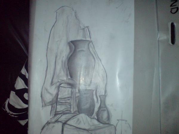 Pieces During Art Class 1