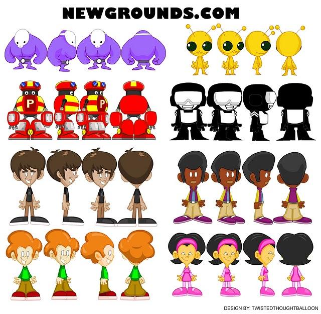 NG Characters