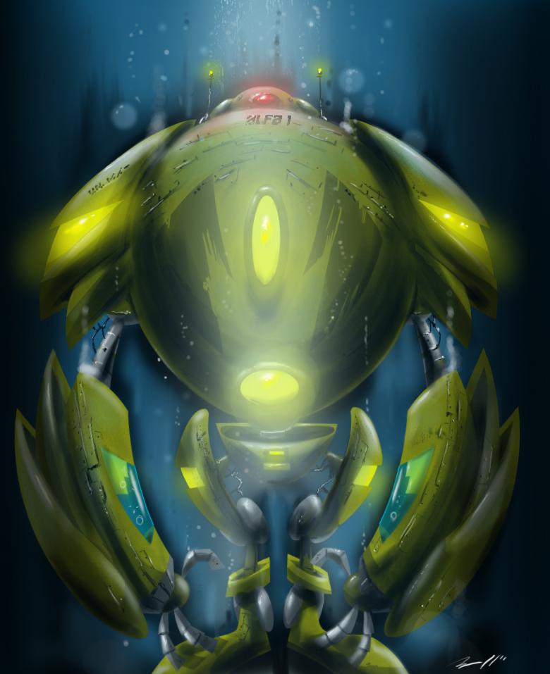 alfa 1 waterbot