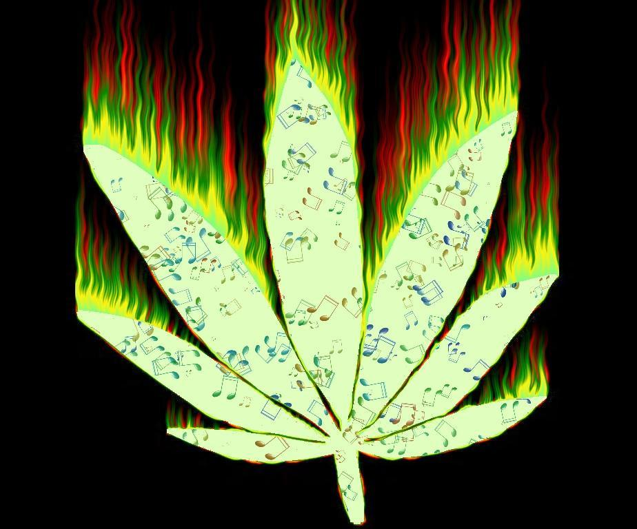 Stoner Rock's Burning Weed
