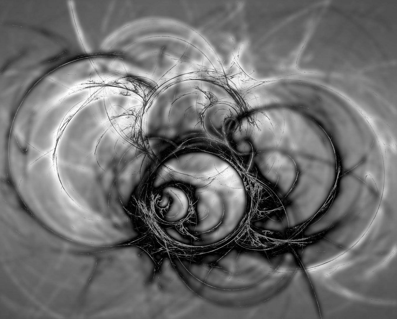 Yin Yang Fractal