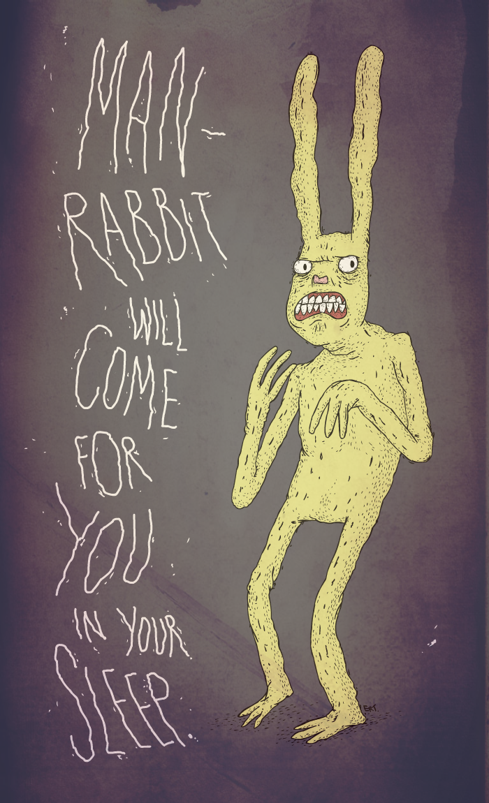 Man-Rabbit