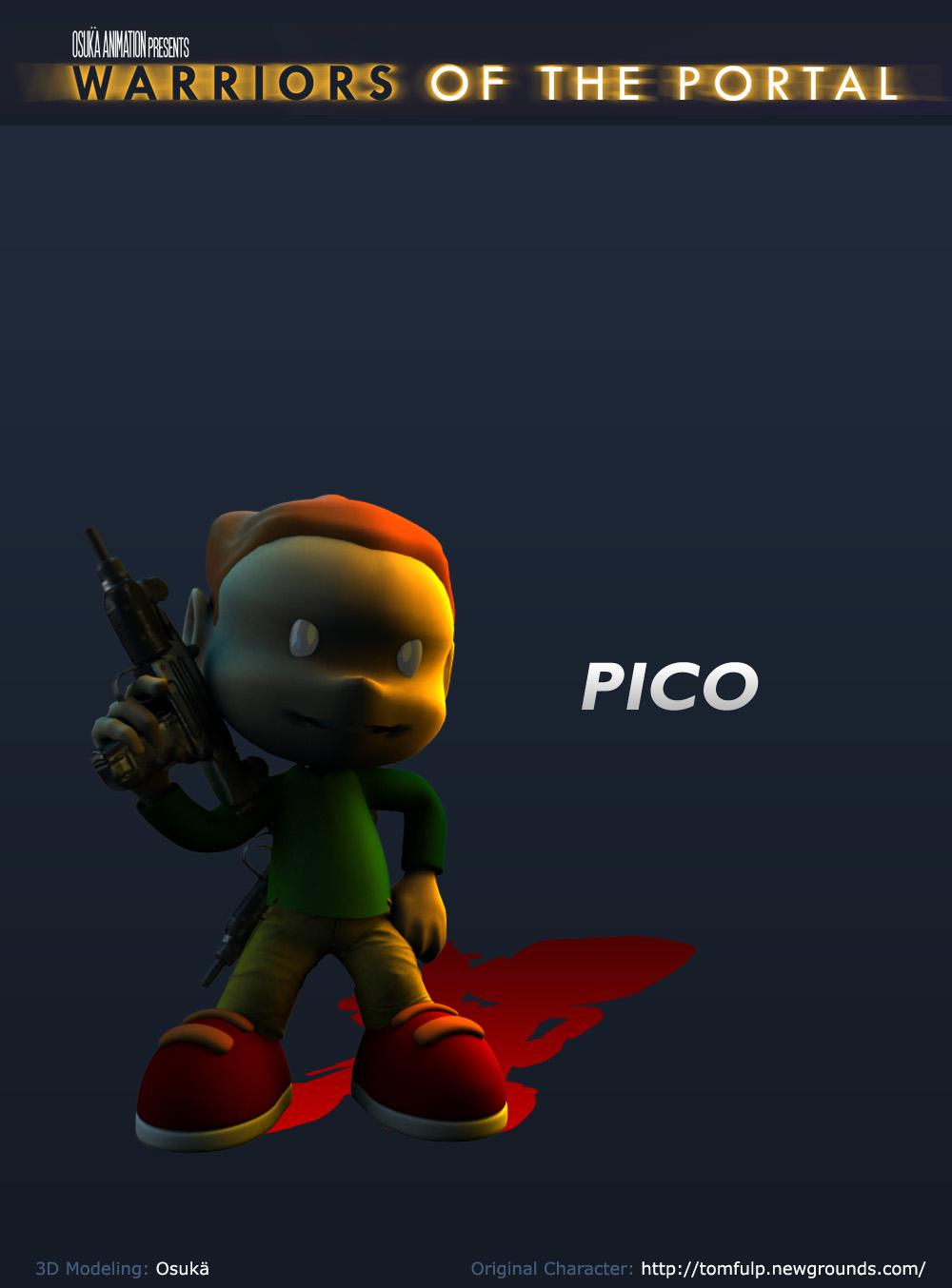 3D Pico