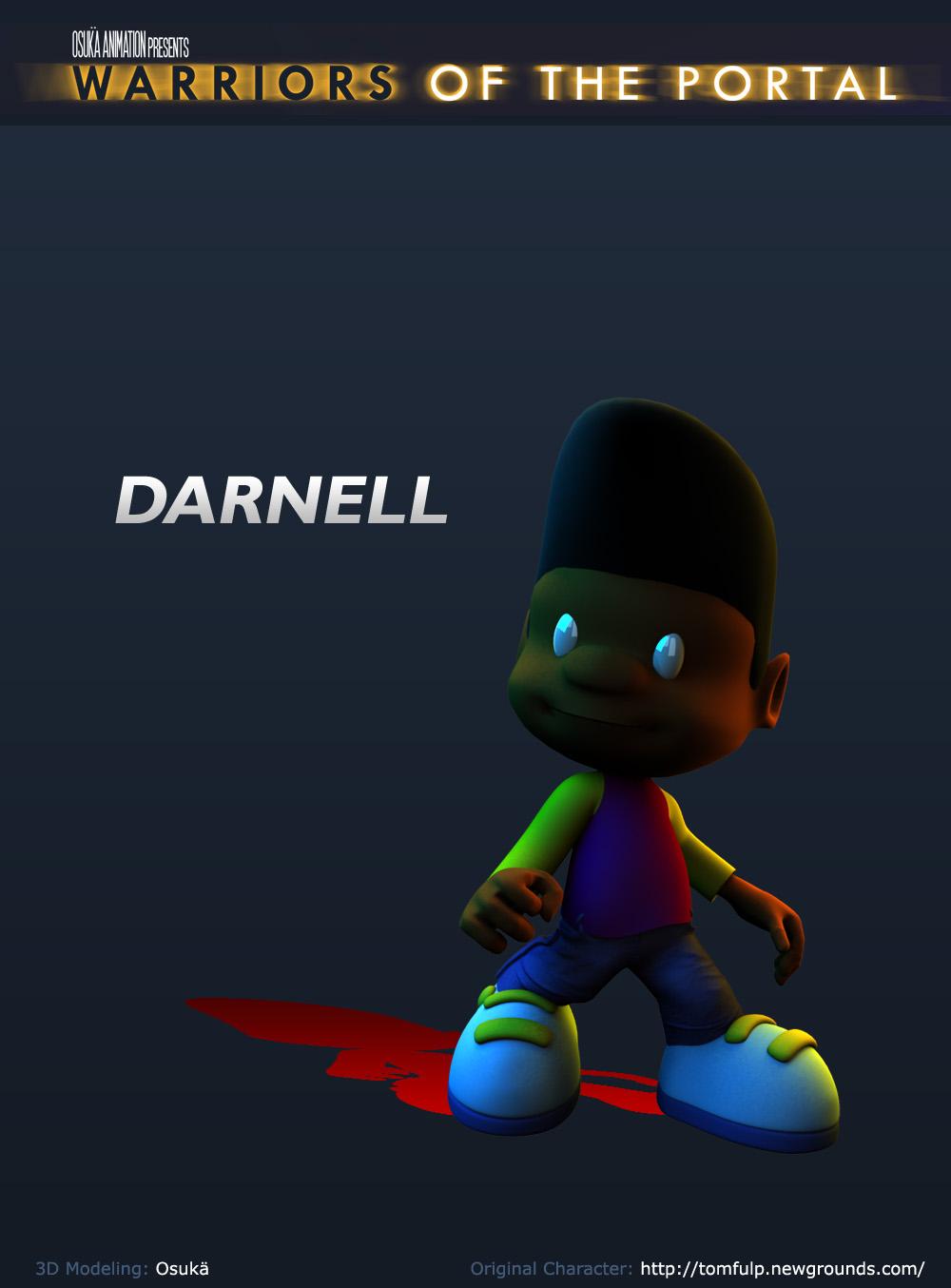 3D Darnell