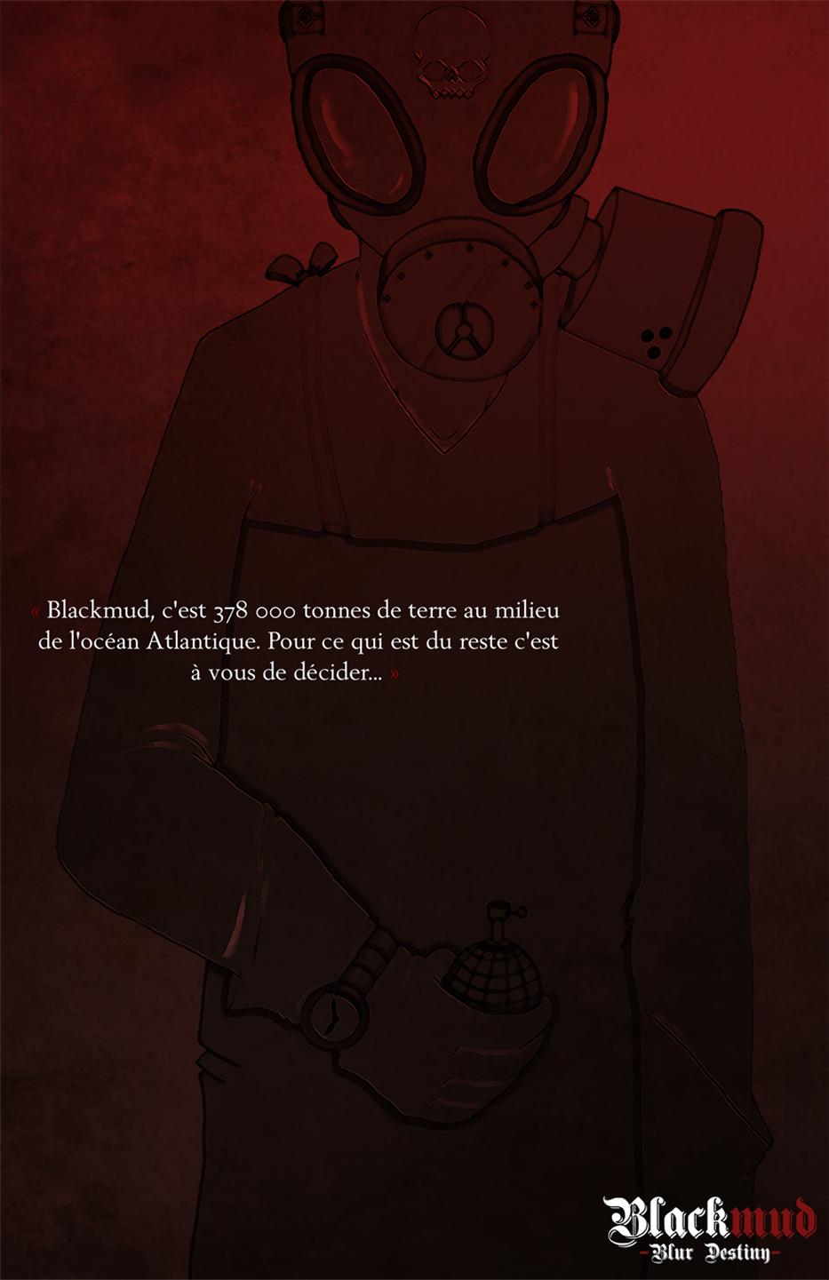 Blackmud: Blur Destiny