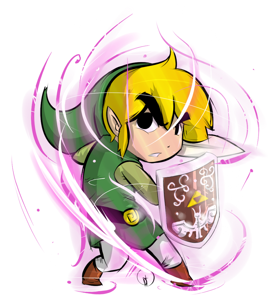 Link - Magic Armor