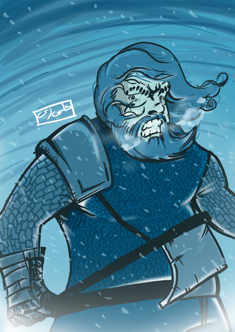 Viking : Frozen Desert