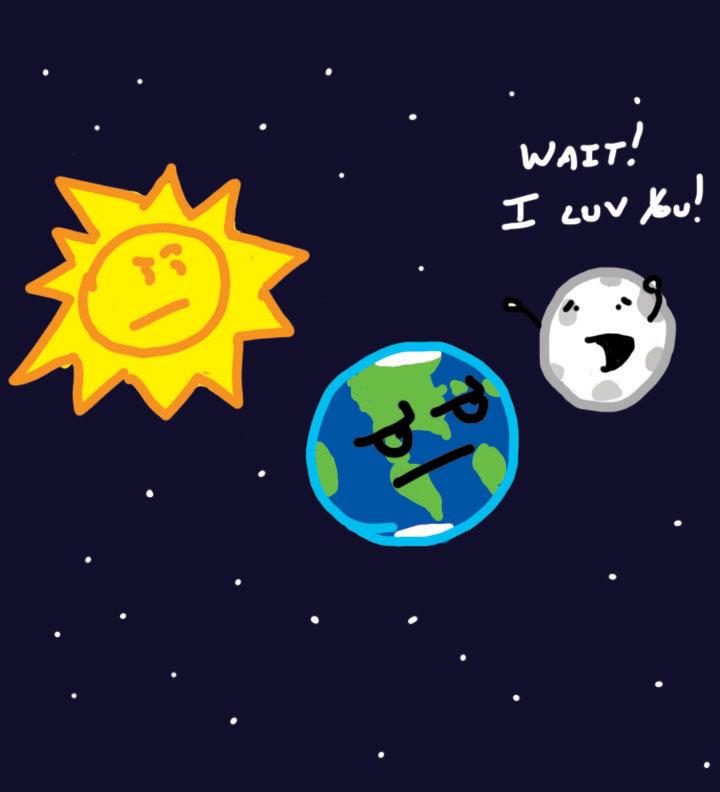 It's a solar romance