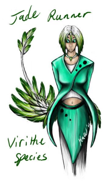 Jade Runner