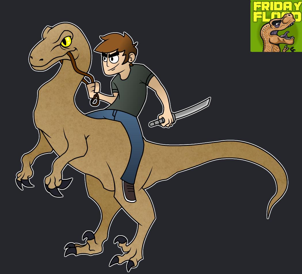 Raptor rider