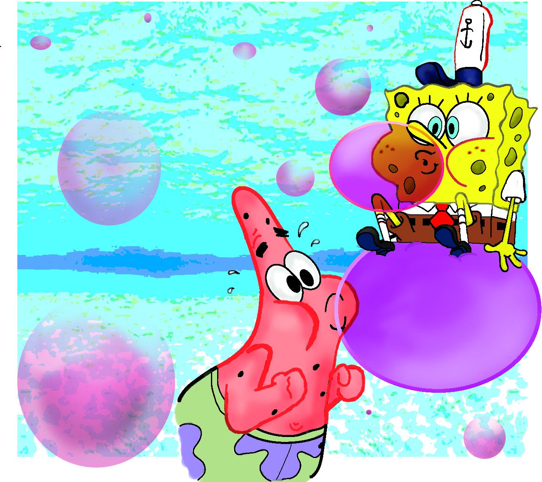 I freakin' drew Spongebob!