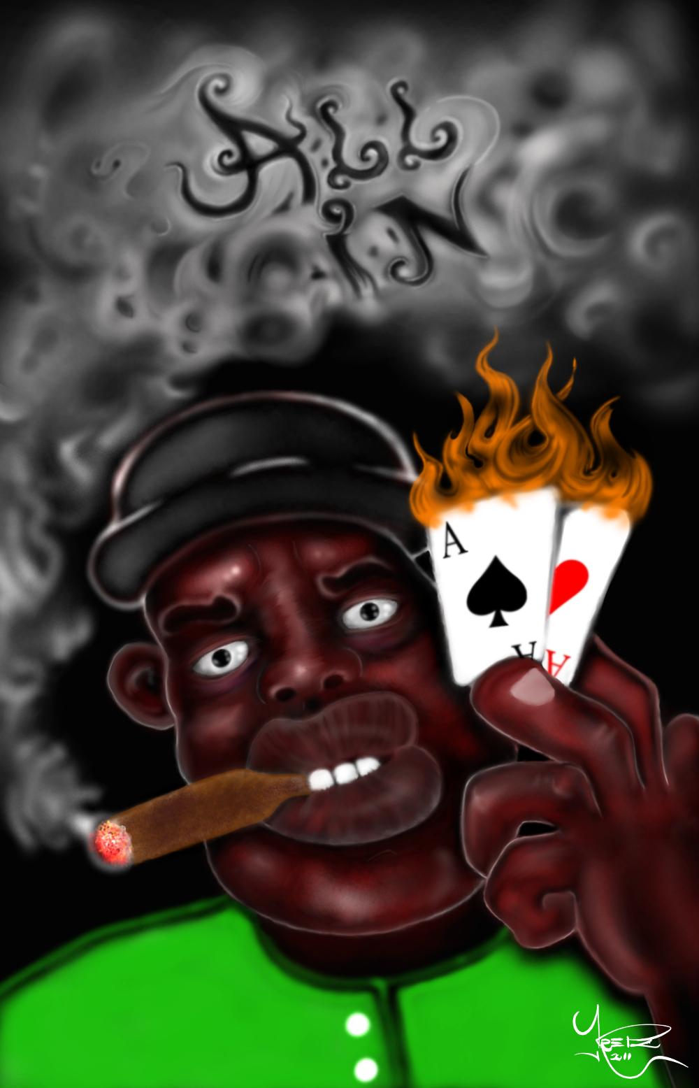Big Smoke - All in