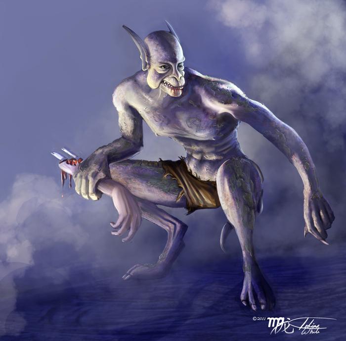 Dreamquest Ghoul