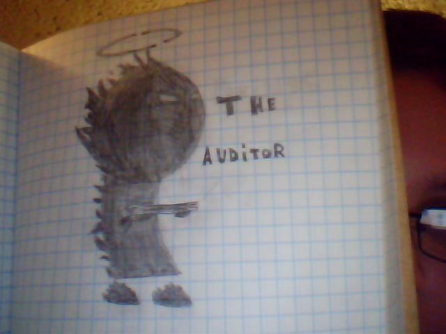 auditor sketch