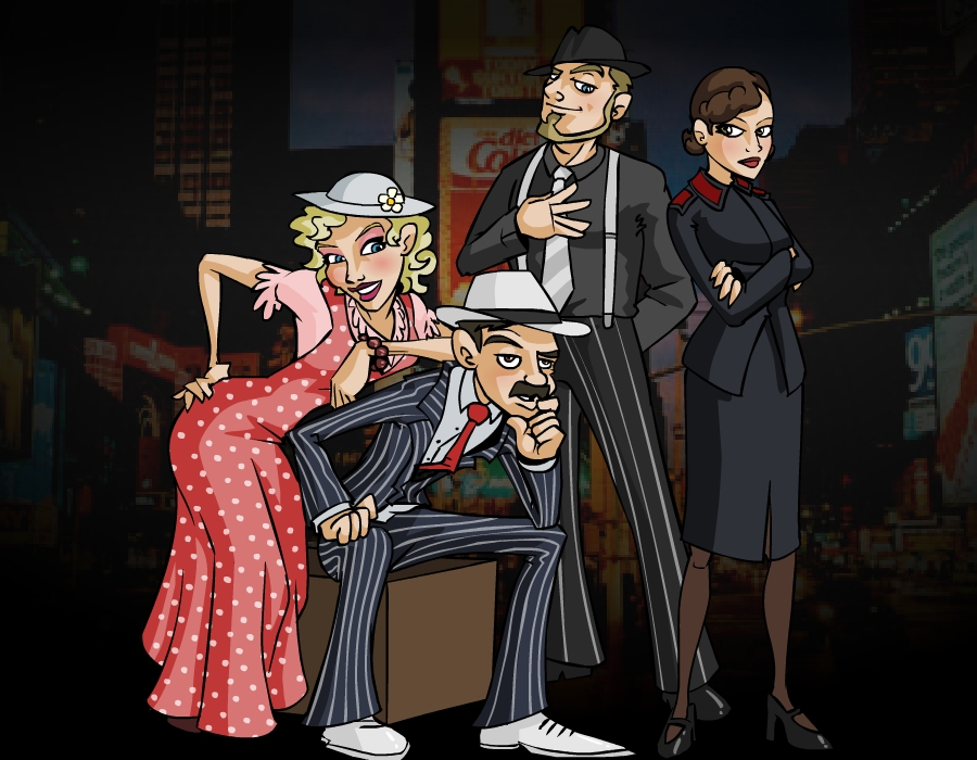 Guys and Dolls!