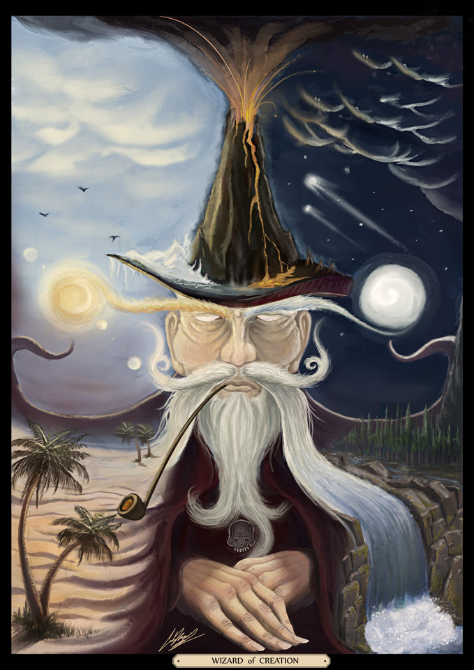 Wizard of Creation