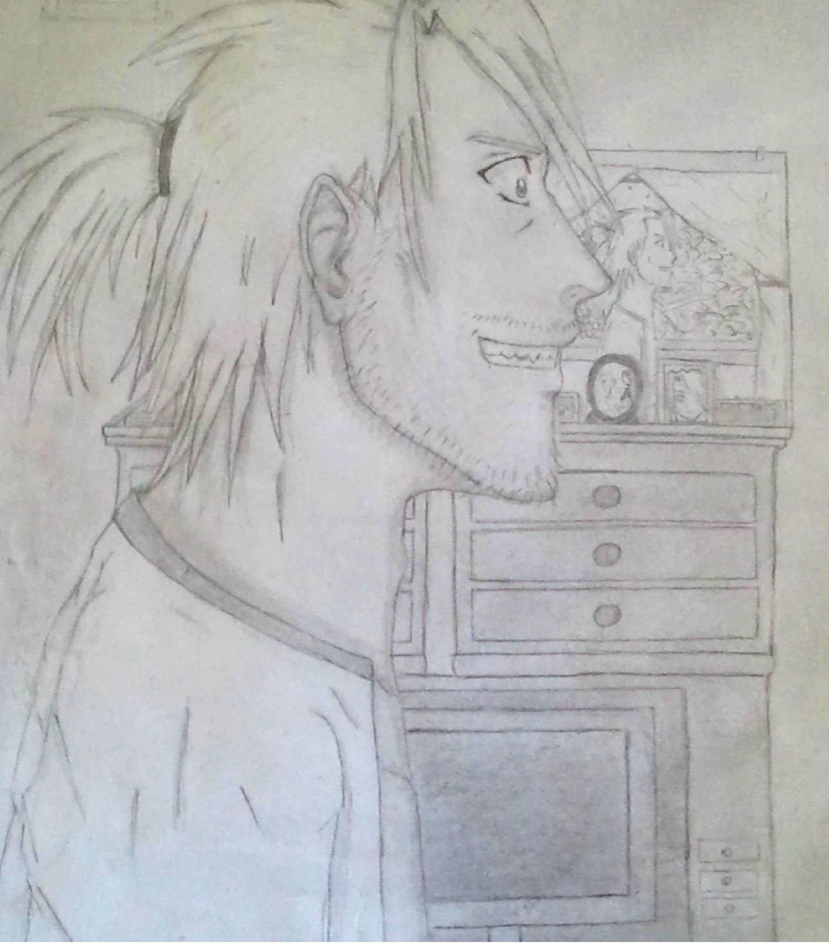 Drawin' from ma drawin' book 1
