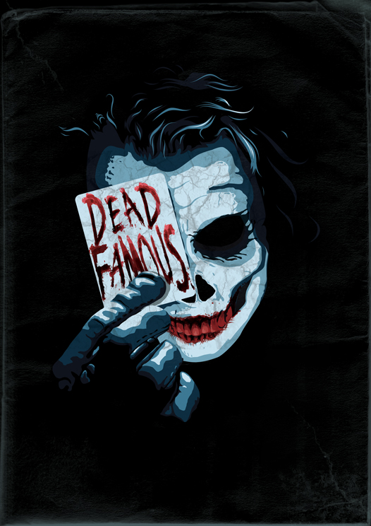 Dead Famous Heath Ledger