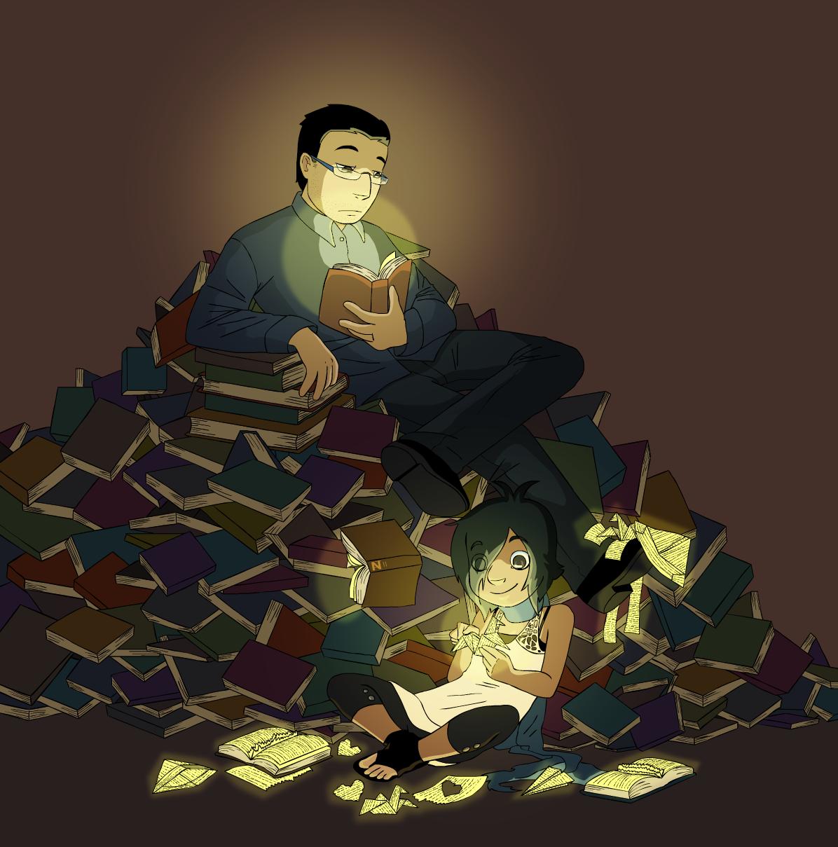 Rey de los libros