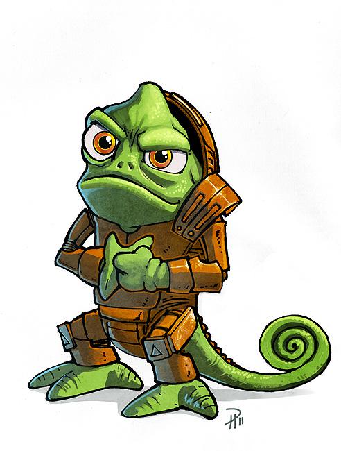 Krogan Battlemaster Pascal
