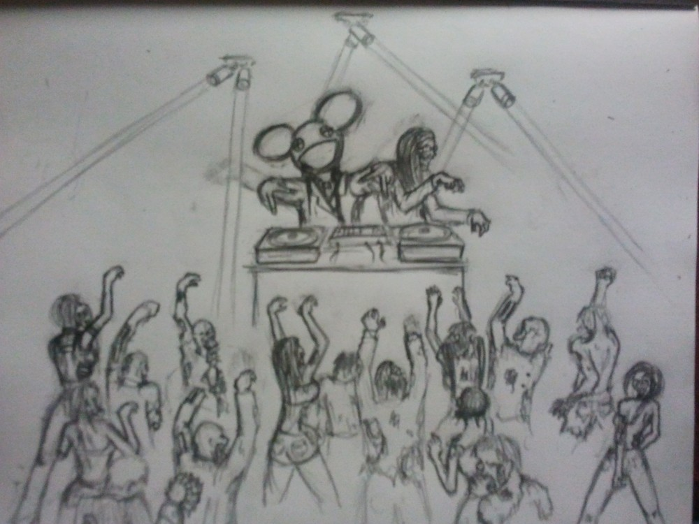 Zombie Deadmau5/Skrillex