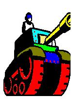 colorful NG tank