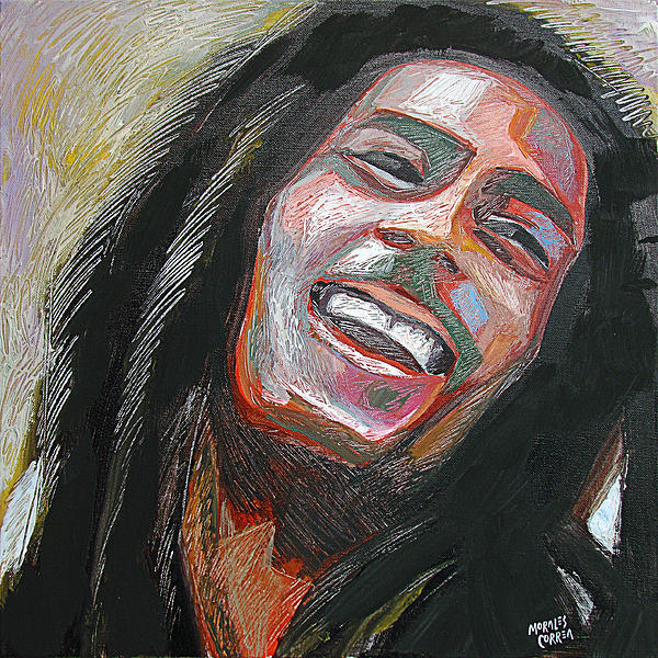 Bob Marley Messenger of Hope