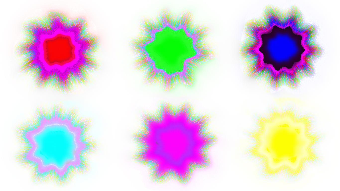 Bubble saturation