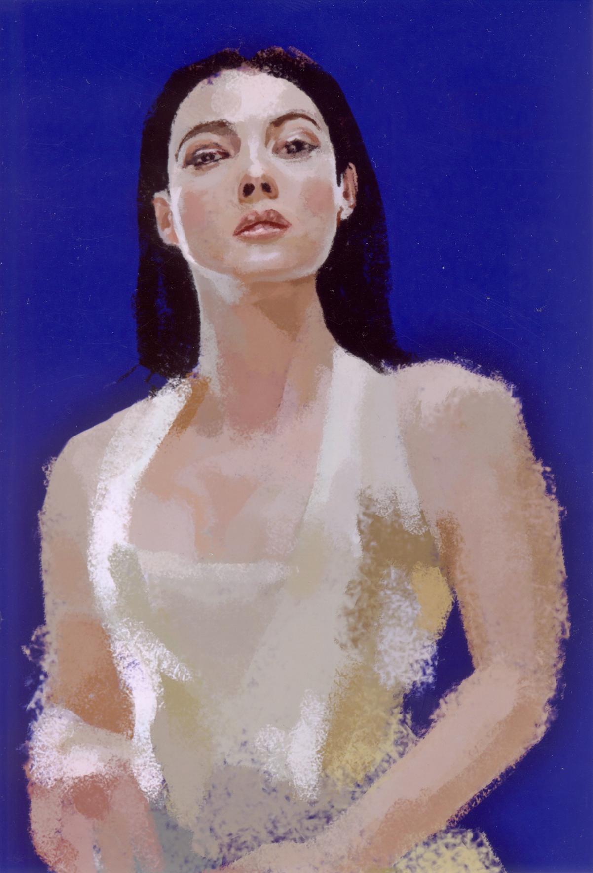 Monica Bellucci Fan art :)