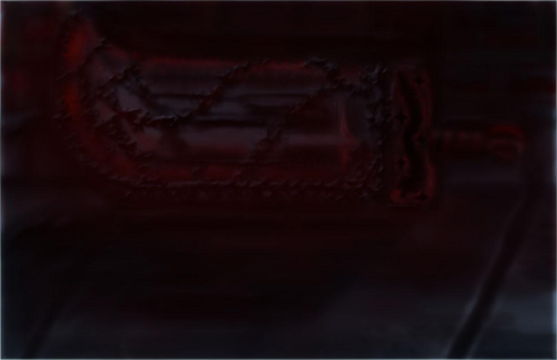 Evil Barbed Sword