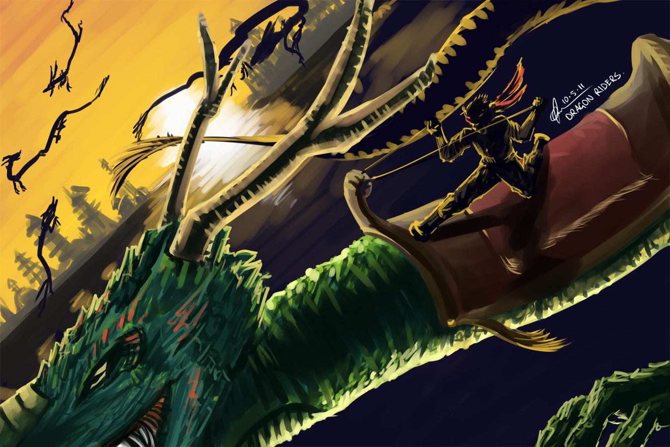 Dragon Riders.