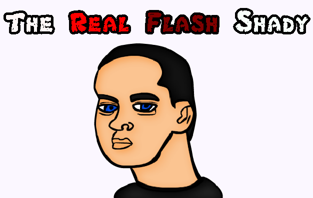 The Real FLASH Shady