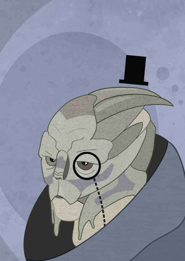 Fancy Turian Is Fancy