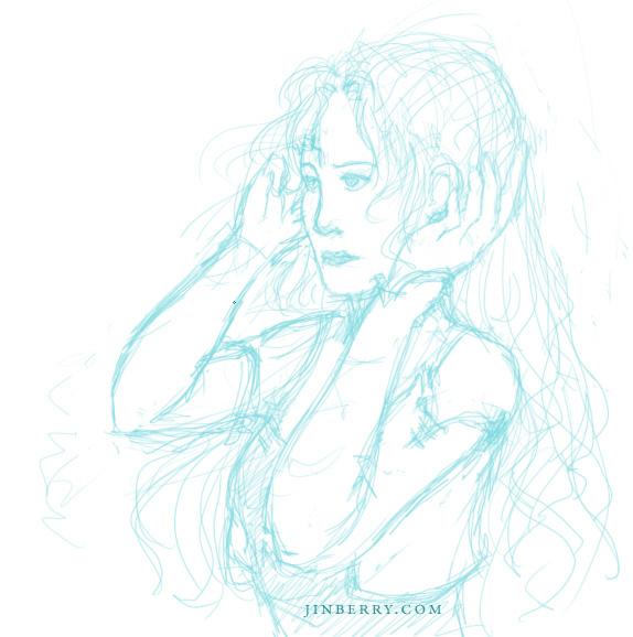 Celes Sketch