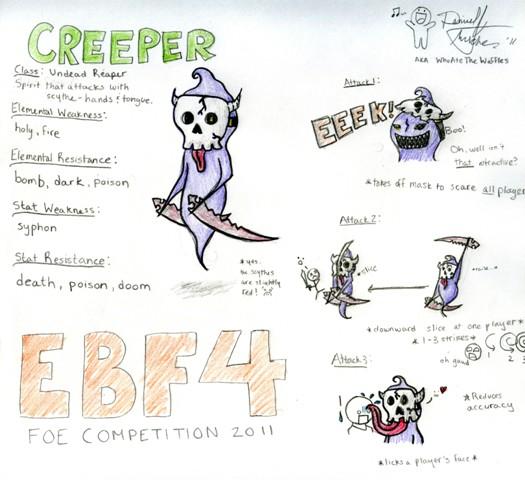 EBF4 Foe Entry