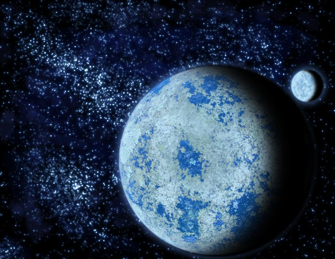 Techno Planet!