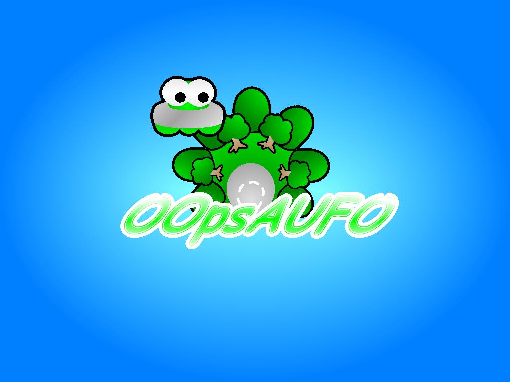 OOpsAUfo logo