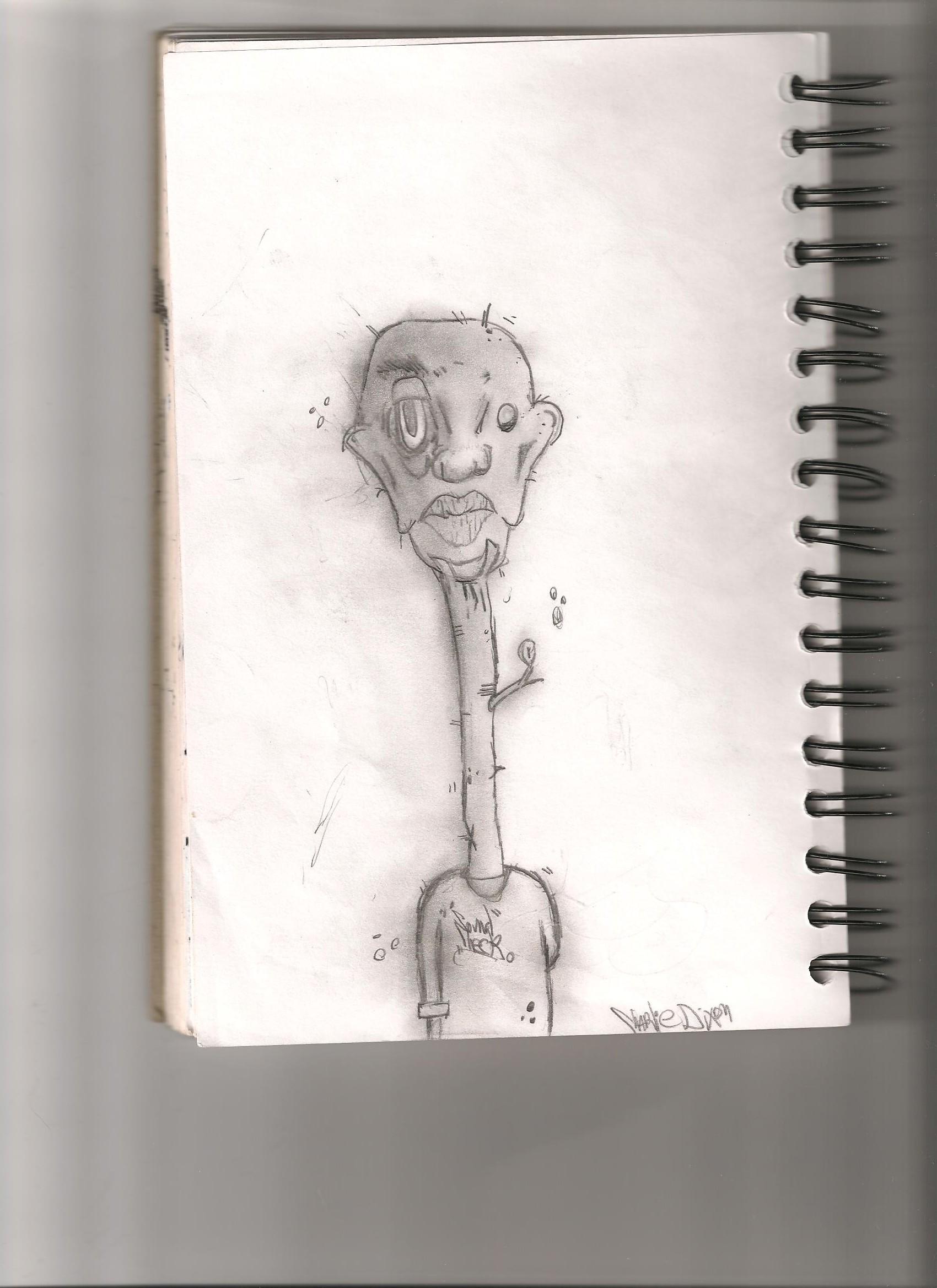 long neck