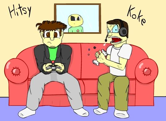 Hitsy and Koke