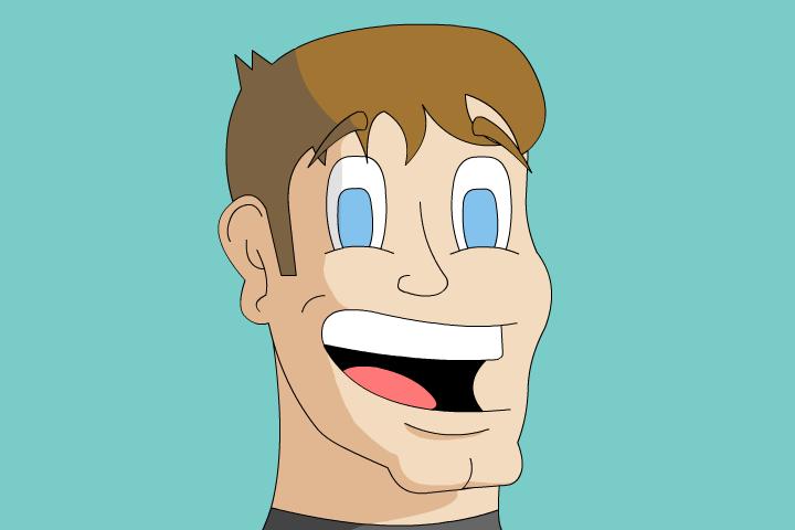 Cartoon Josh