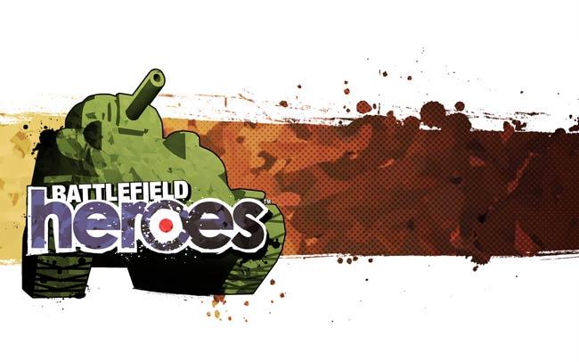 Battlefield Heros Backround