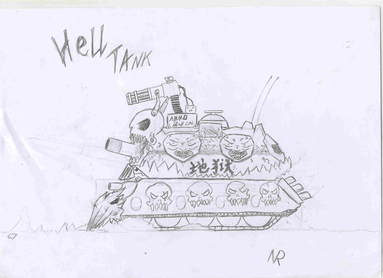 Hell Tank