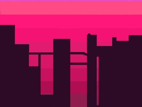 City view (in pixel!)