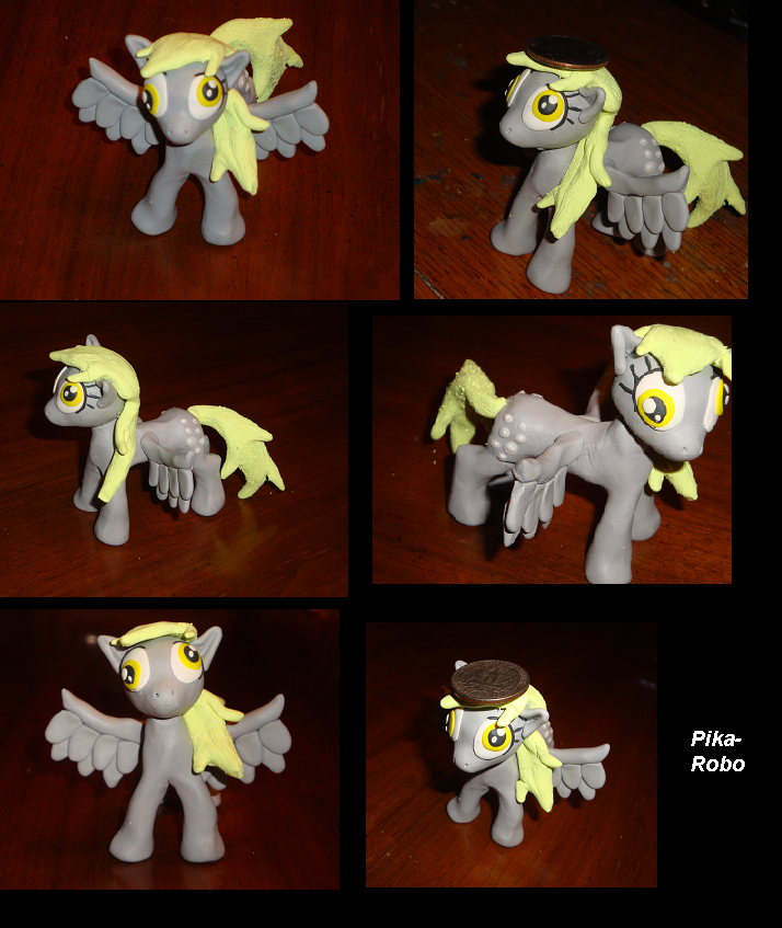 Clay Derpy Hooves