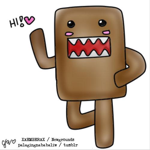 Hi ! DomoKun