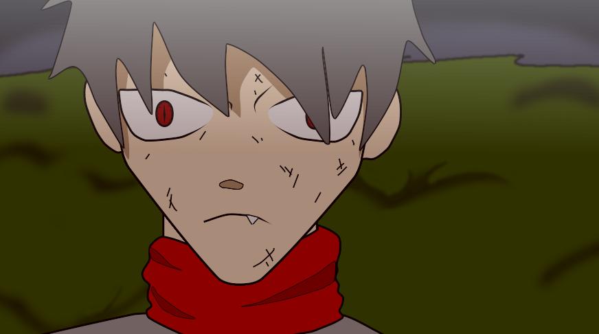 Vampire glare