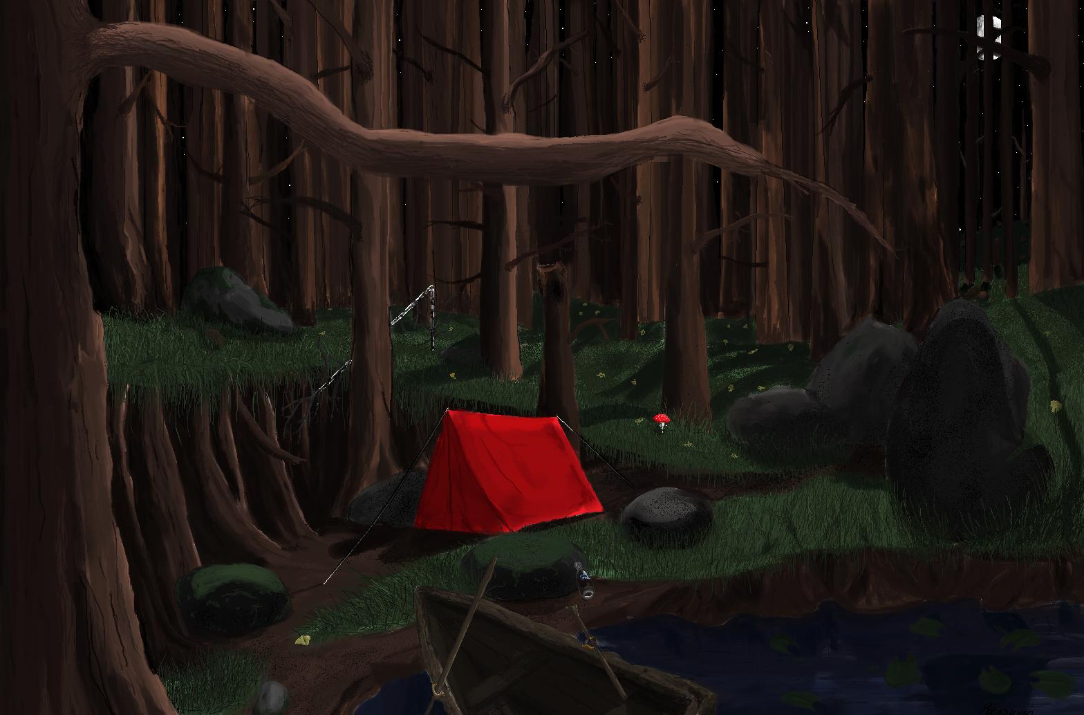Paint Forest